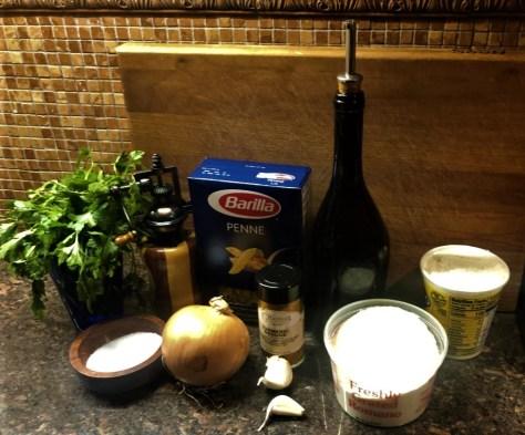 Turmeric Pasta