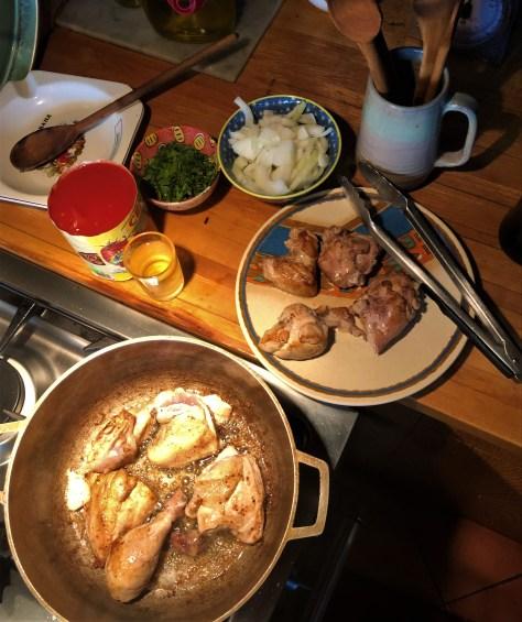 Pollo alla Potentina
