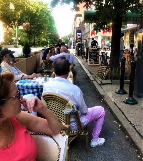 New York Restaurants and COVID 19