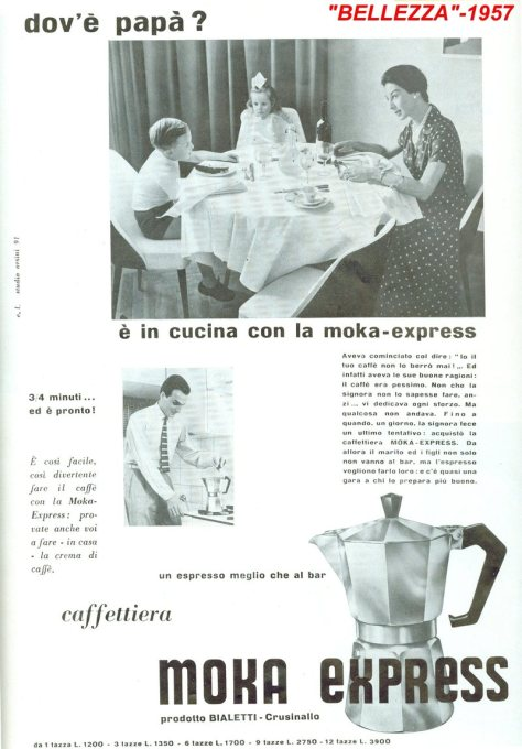 Italian Coffee Pots