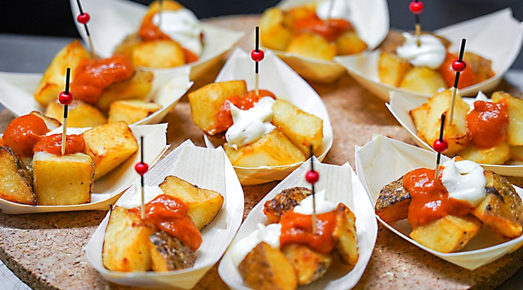 Mediterranean Street Foods