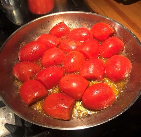 Sautéed Tomato Sauce