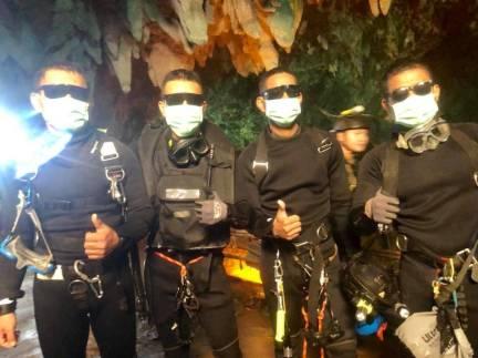 Thai rescue