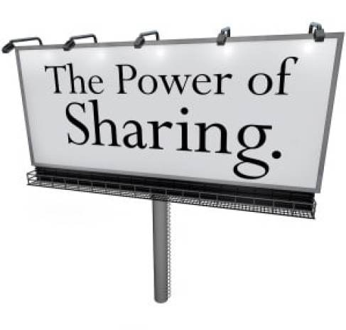 bigstock-The-words-Power-of-Sharing-on-45758470