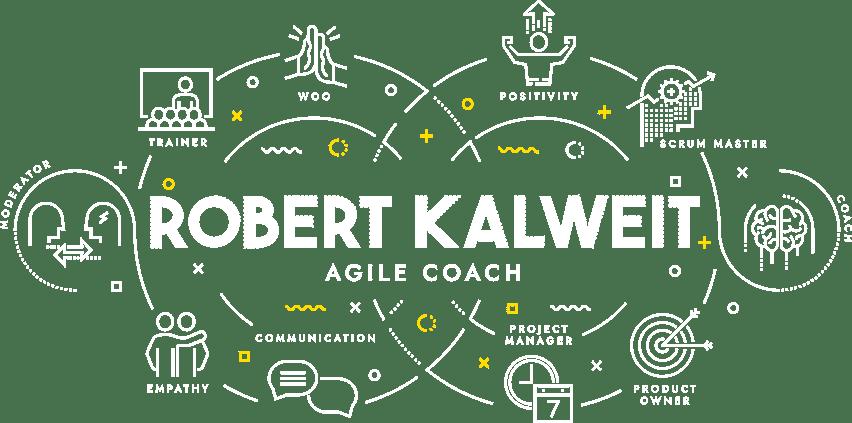 Logo: Robert Kalweit -- Agile Coach