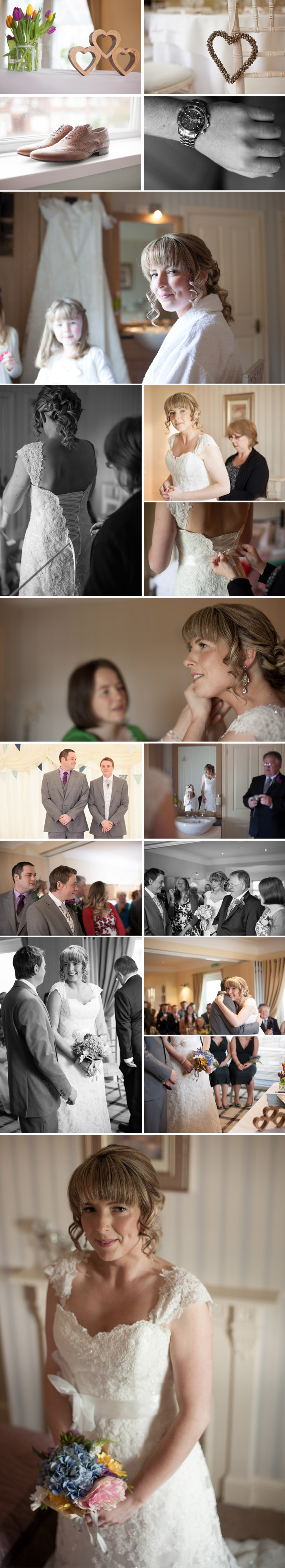Pictures from Amy & Marks Wedding at Peel Hey guest house wedding venue in Frankby on the Wirral.