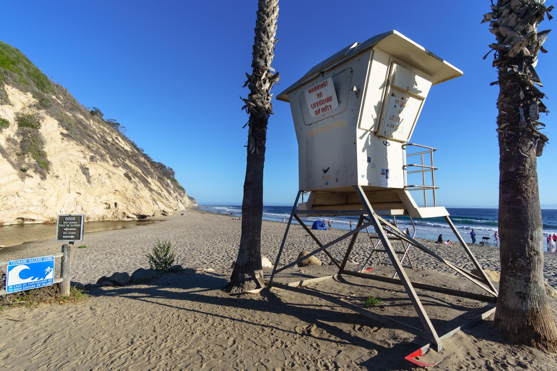 Santa Barbara ⎮ Hendry's Beach