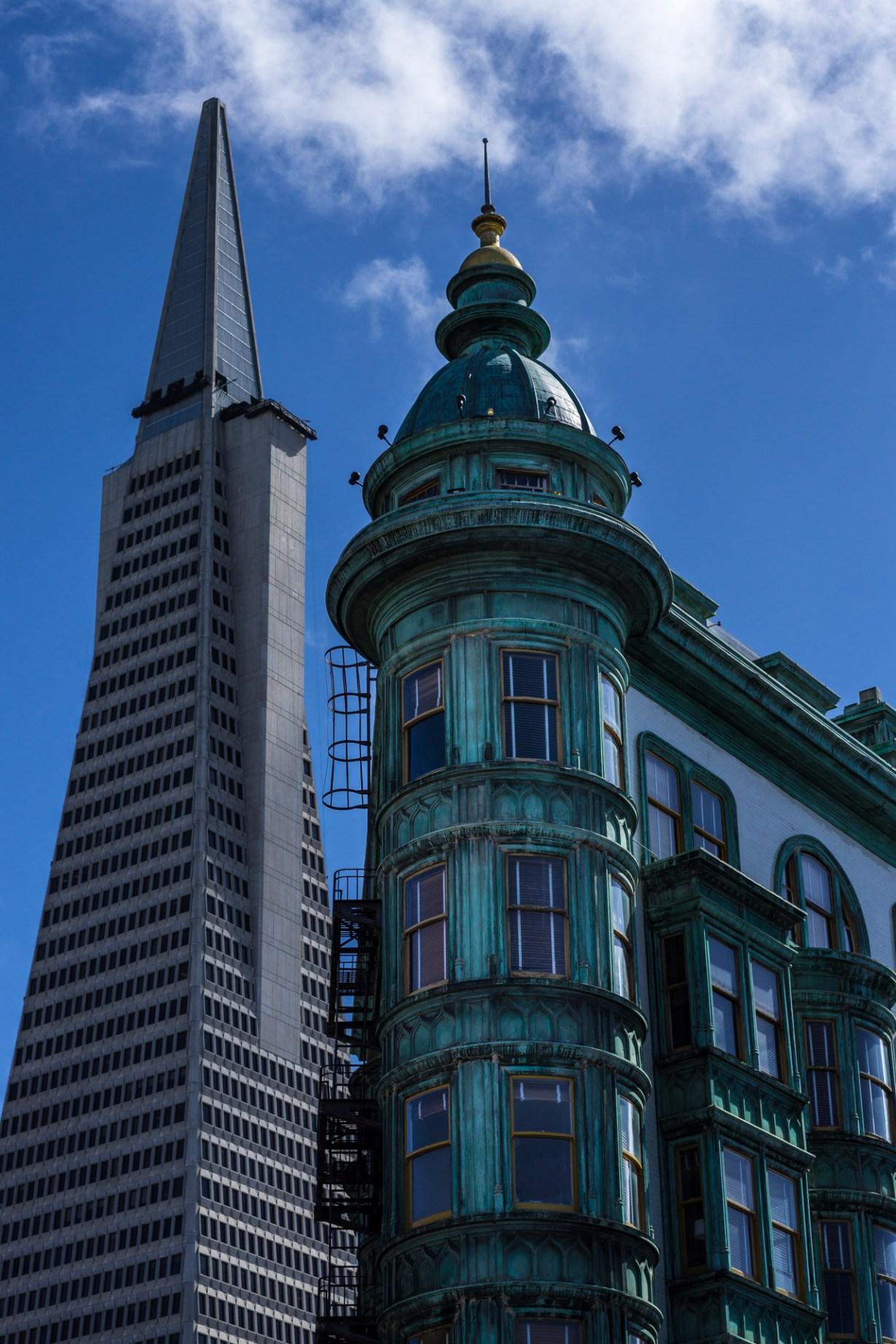 San Francisco ⎮ Transamerica Pyramid