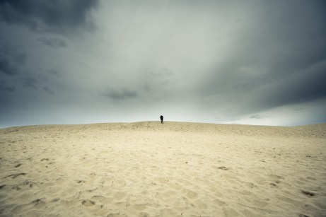 Räbjerg Mile Shifting Dune