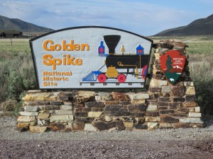 Golden Spike Sign