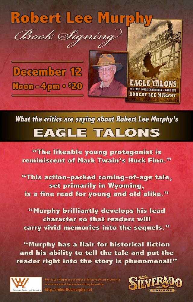 EaglesTalons Poster