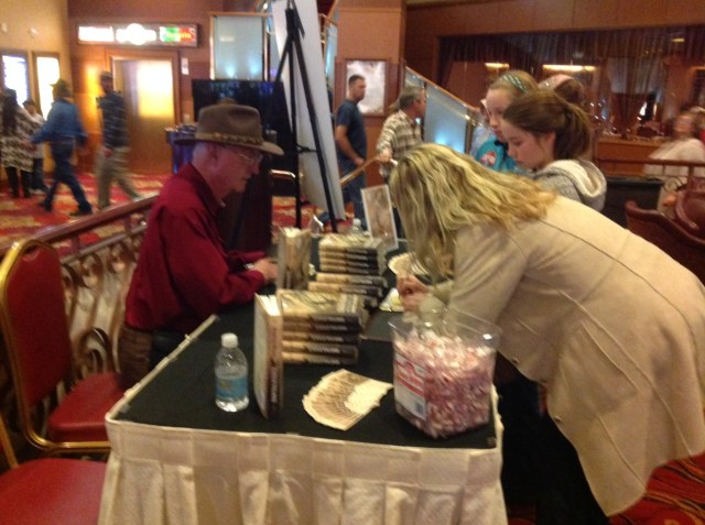 South Point Book Signing