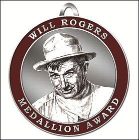 Will Rogers Medallion Award