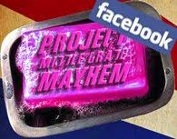 Project Mayhem Logo