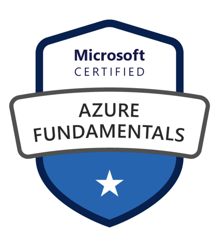 Microsoft Certified Azure Fundamentals