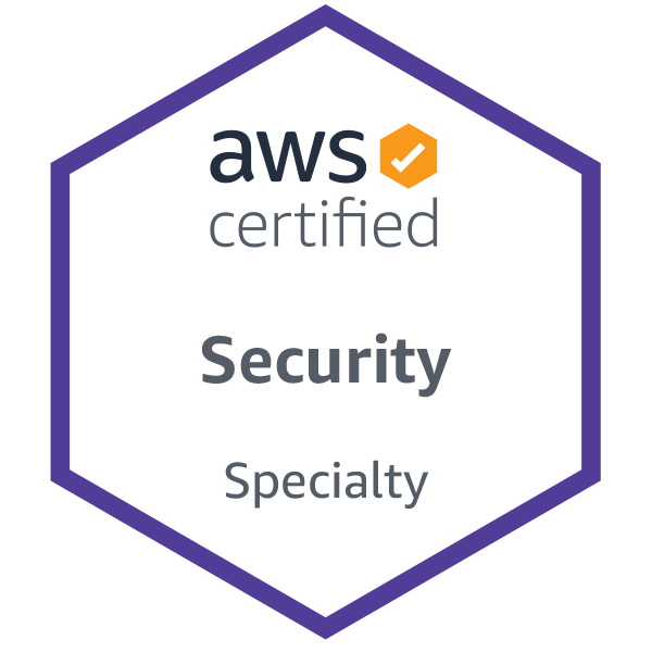 AWS-Security-Specialty Badge