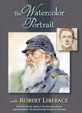 The Watercolor Portrait