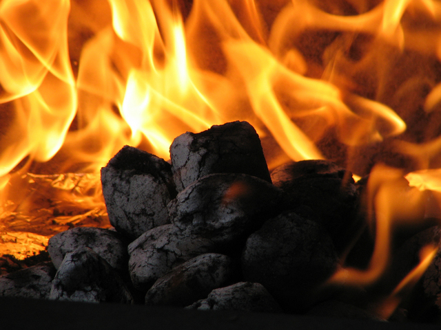 Fire of Coals: A Place of Regret and Restoration