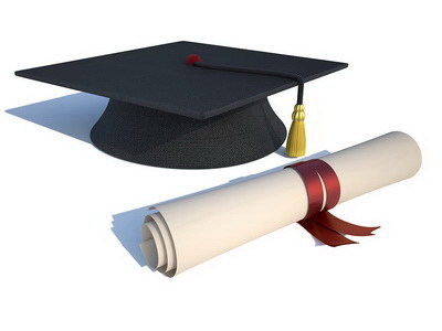cap and diploma image