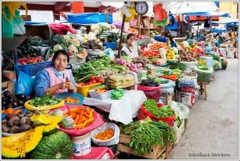 Produce Booths