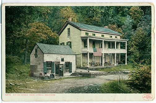 782dpi Rip House Postcard