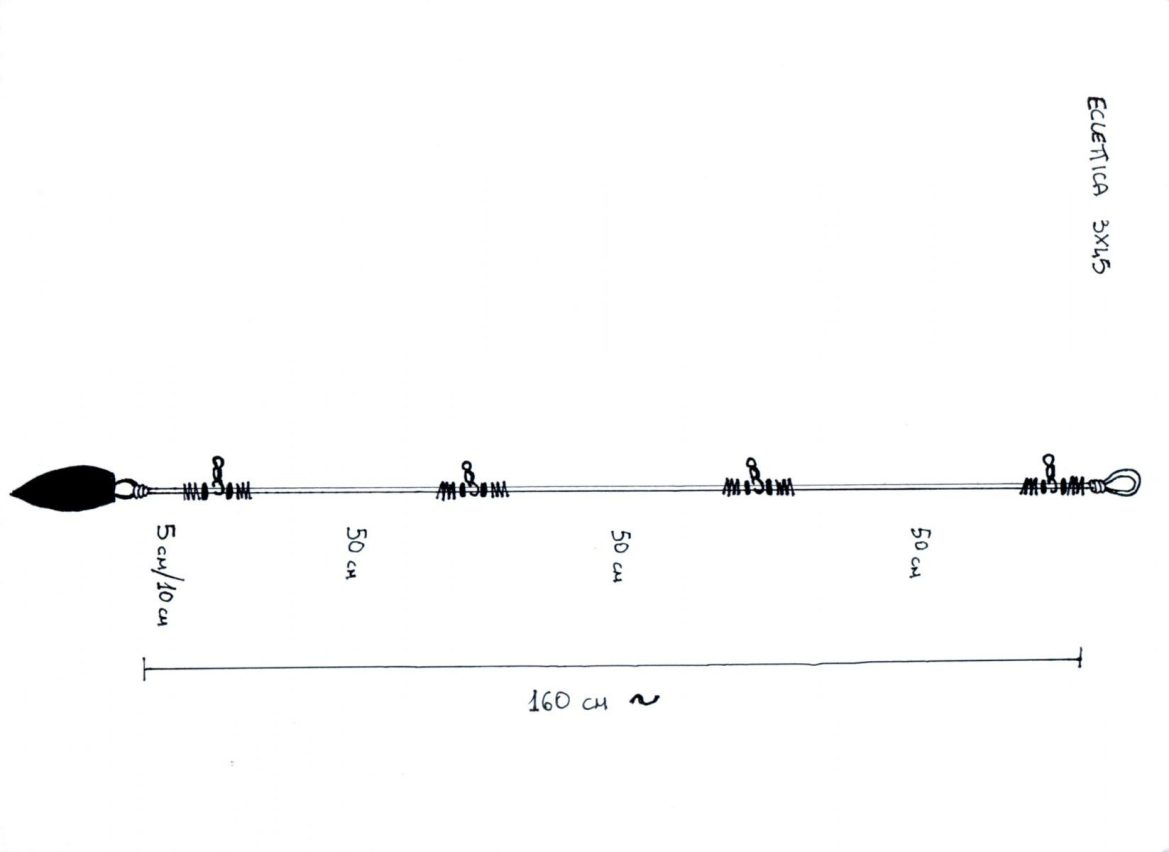 eclettica la montatura a 4 snodi di Roberto Accardi