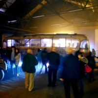 """THE GHOST BUS / WONDERFUL NIGHT IN NOTTINGHAM (UK) FOR THE SHORT FILMS PREMIERE: """"A MEMORABLE EVENT"""""""