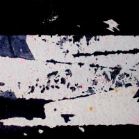 TWENTY SIGNS O' THE TIMES...: ABSTRACT PHOTOS OF SCRATCHES AND CRACKS ON A CITY WALLS