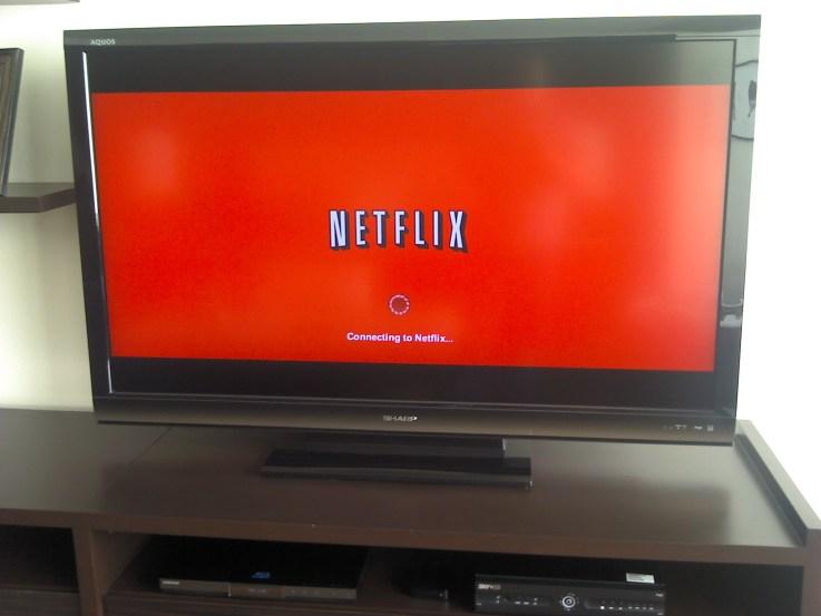 Netflix en la TV