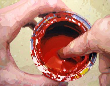 Obra Pintura Pop Metafísico Proyecto Manifesto