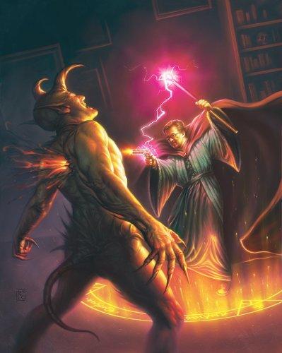 Cover : Gurps Magic Rule Book