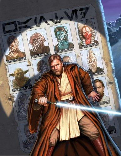 Magazine Cover- Jedi Hunted