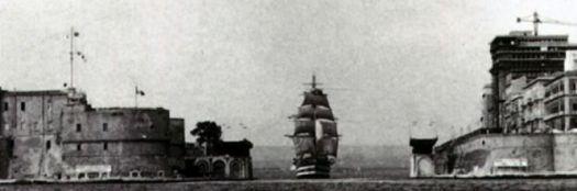 Vespucci a Taranto 1965