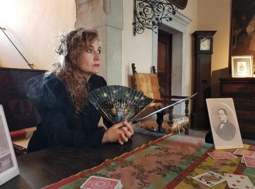 Marcela Serli - Il destino di un ventaglio