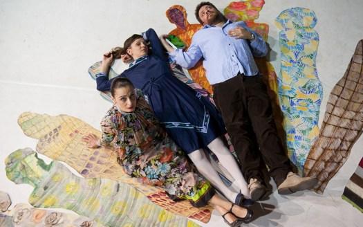 Lucia Calamaro - La vita ferma