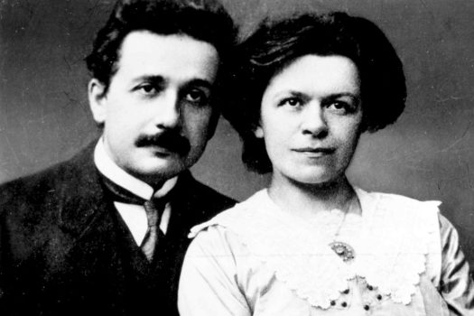 Einstein e Marić
