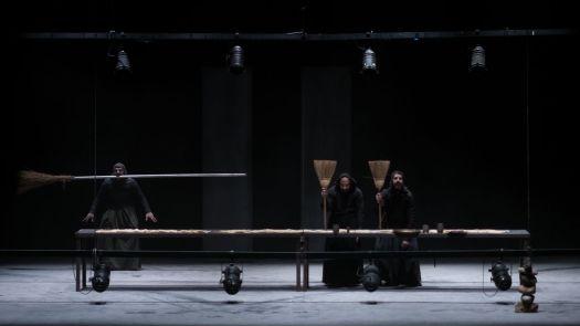 Teatro Italiano Contemporaneo - Macbettu - Alessandro Serra