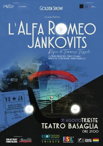 Alfa Romeo Jankovits - locandina