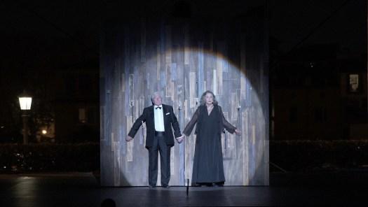 Ugo Pagliai e Paola Gassman per Babilonia Teatri