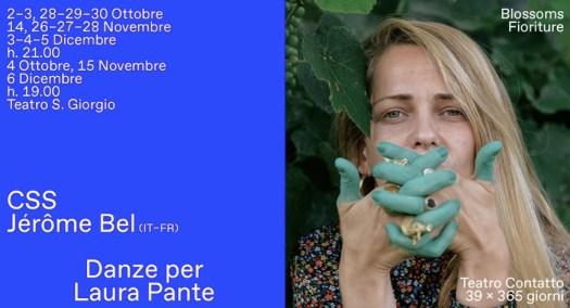 Danze perLaura Pante -  Jérôme Bel