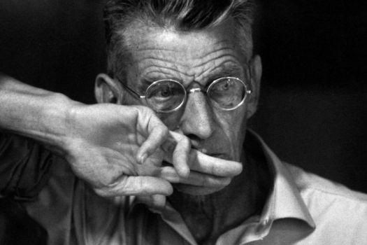 Samuel Beckett - ritratto