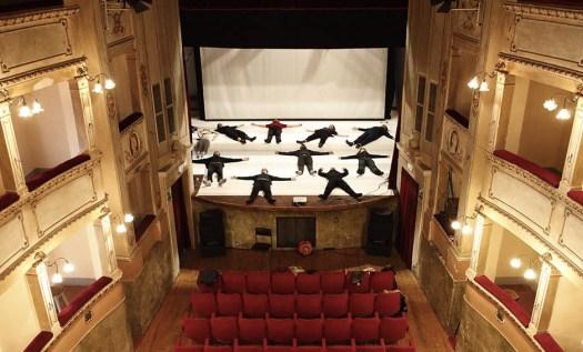 Anghiari Dance Hub - il teatro