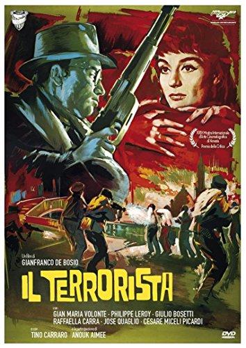 locandina di Il terrorista (1963) regia Gianfranco De Bosio