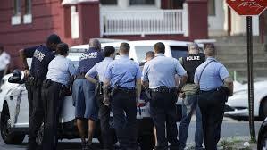 Un tiroteo en Filadelfia deja varios policías heridos