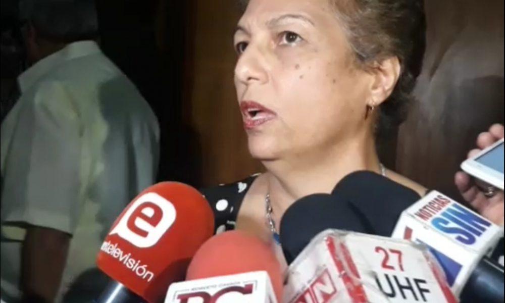 """(Video): Rosario Espinal dice que el país quiere un cambio pero, la oposición está """"muy desarticulada"""""""