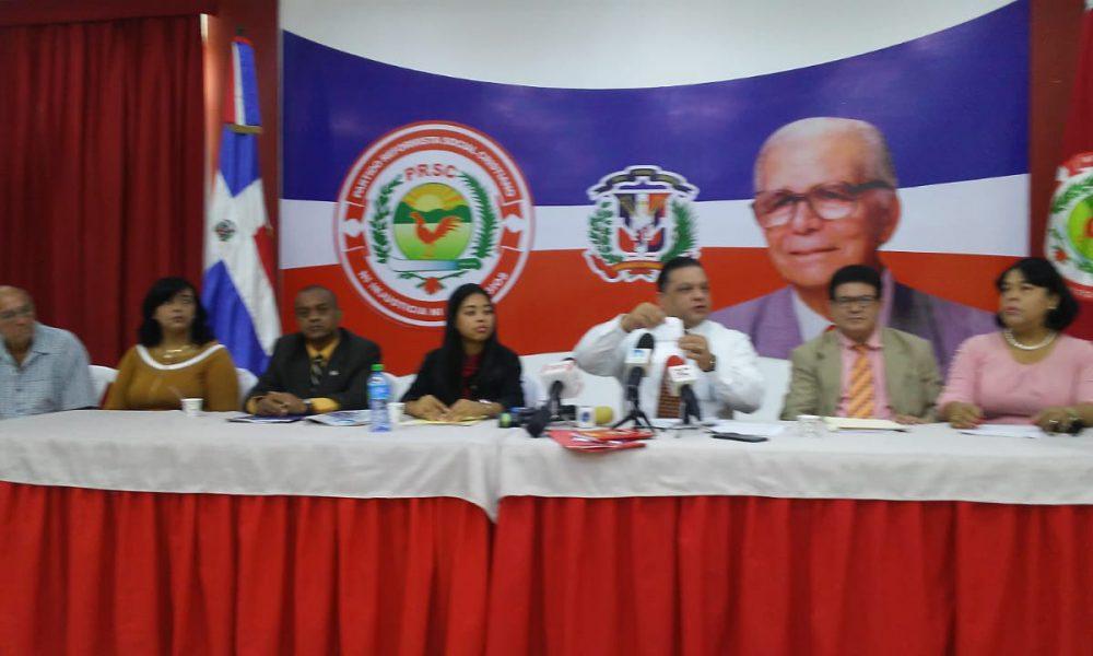 PRSC depositará recurso de amparo para que haya amnistía en las multas fantasmas