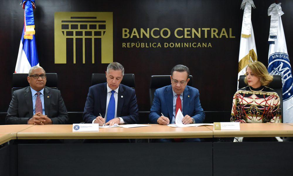 Banco Central y Ministerio de Hacienda acuerdan memorando de entendimiento para nueva Ley de Recapitalización