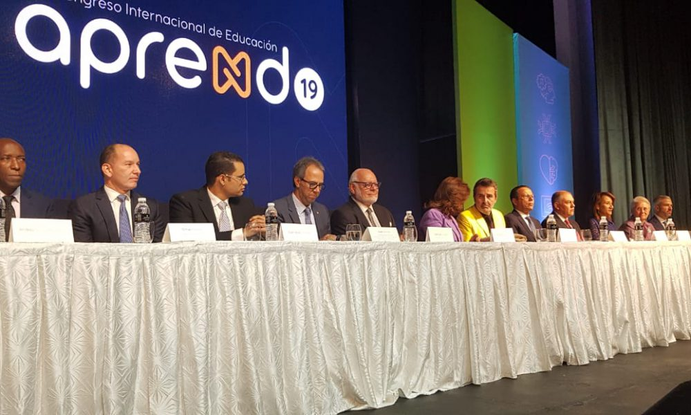 Inauguran Vigésimo Tercera Edición del Congreso Internacional Aprendo 2019