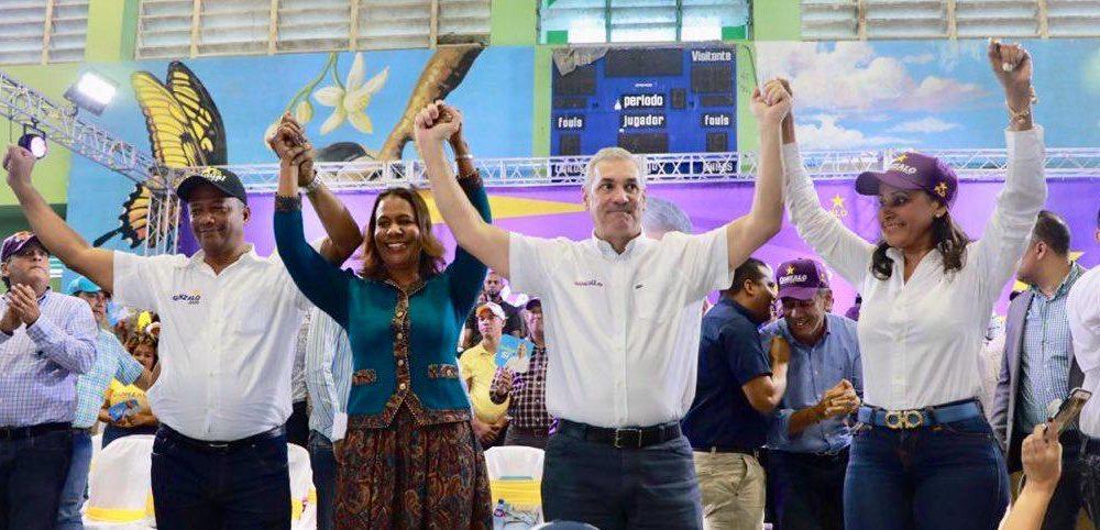 Gonzalo Castillo asegura que trabajando se llega al éxito, por eso trabajará con dedicación y firmeza para servirle al pueblo dominicano