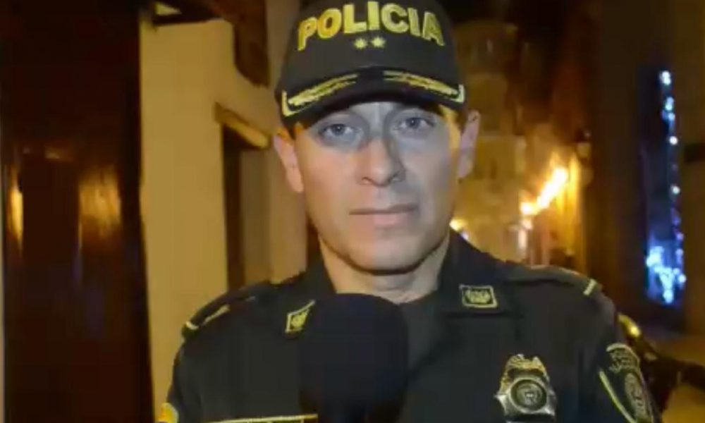 (Audios): Así apresaron a César El Abusador según autoridades colombianas